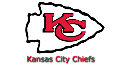 Kansas City Chiefs logo.