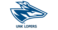 University of Nebraska Kearney Lopers logo.