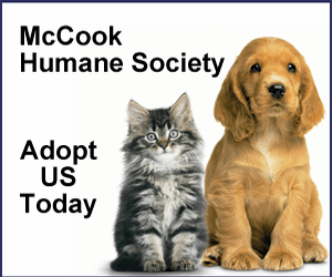 McCook Humane Society advertisement